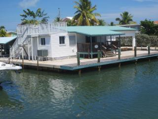 Conch Key: Private Fishing Compound and Boat Basin - Conch Key vacation rentals