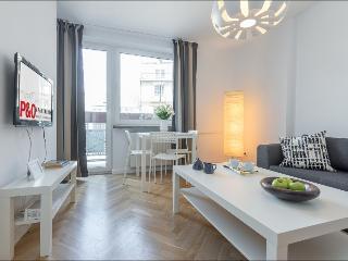 Cozy 1 bedroom Warsaw Apartment with Internet Access - Warsaw vacation rentals