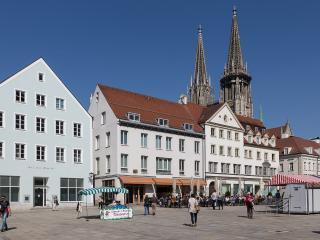 Regensburg - Apart Dreibettapartment - Regensburg vacation rentals