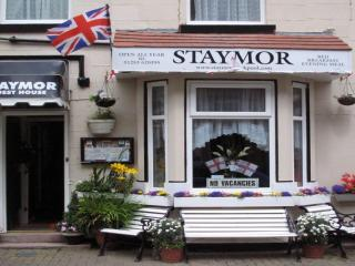 STAYMOR GUEST HOUSE : Room 6 Blackpool UK - Blackpool vacation rentals