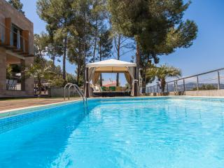 Villa Viste Verde/10 minutes Sitges pour 8/14 pers. Moderne. Terrace 300 M2. Vue - Olivella vacation rentals