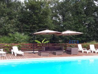APPARTEMENT TYPE F4 DANS VILLA,  en rez de jardin, - Gimont vacation rentals