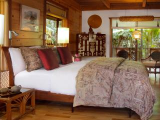 Lotus Garden Cottages B & B,  White Lotus Suite - Volcano vacation rentals