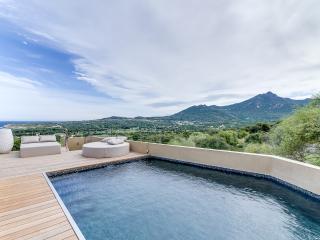 Designer villa between sea and mountain - Aregno vacation rentals