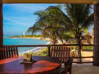 Costa Maya Villas Luxury Condos Oceanfront #102 - Majahual vacation rentals