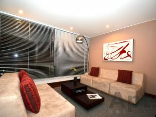 GRACE - 3 Bed Executive Apartment with on-site gym - Santa Bibiana - Bogota vacation rentals