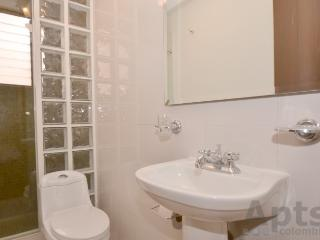 MONICA - 1 Bed Renovated Apartment (Usaquen) - Colombia vacation rentals
