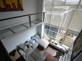 NAOMI - 2 Bed Designer Loft Apartment with great views (Chico) - Bogota vacation rentals