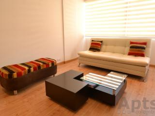 NINA - 1 Bed Renovated Apartment with luxury bathroom (Zona G) - Bogota vacation rentals