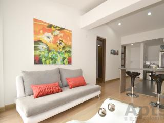 SAFIRA - 1 Bed Modern Apartment with mountain views - Los Andes - Bogota vacation rentals