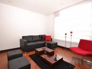 VERA - 1 Bed Modern Studio Apartment with designer fittings - Antiguo Country - Bogota vacation rentals
