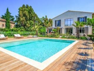 Contemporary Chic Villa - Saint-Tropez vacation rentals