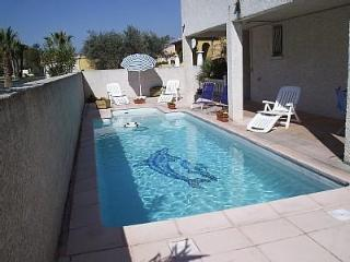 2 bedroom Condo with Internet Access in Villeneuve les Beziers - Villeneuve les Beziers vacation rentals