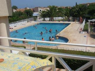 Charming Condo with Internet Access and Balcony - Valras-Plage vacation rentals