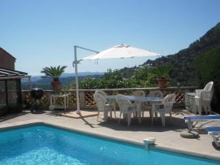 Nice 5 bedroom House in Saint Jeannet with Internet Access - Saint Jeannet vacation rentals