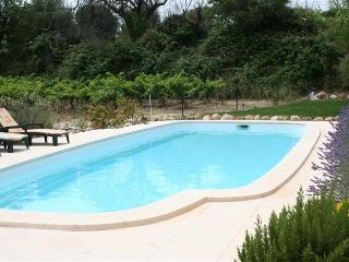 Perfect Villa with Balcony and Private Outdoor Pool in Tourbes - Tourbes vacation rentals