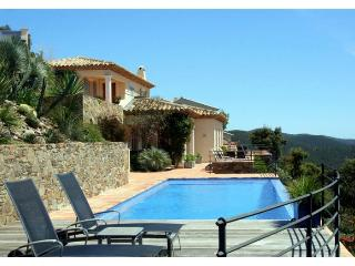 Nice Villa with Internet Access and Fireplace - Collobrieres vacation rentals