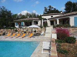 Nice Villa with Internet Access and Balcony - Callian vacation rentals