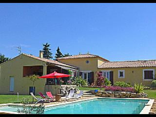 Lovely Villa in Beauvoisin with Balcony, sleeps 7 - Beauvoisin vacation rentals