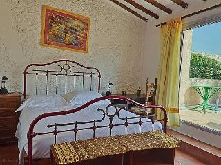 Charming Villa with Internet Access and Balcony - Nizas vacation rentals