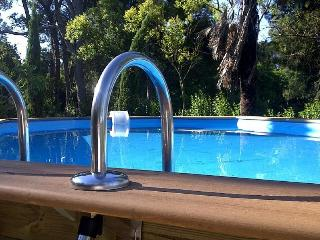 Perfect Villa with Balcony and Private Outdoor Pool - Bouilhonnac vacation rentals
