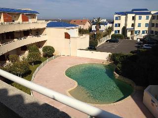 Comfortable 4 bedroom Condo in Valras-Plage with Balcony - Valras-Plage vacation rentals
