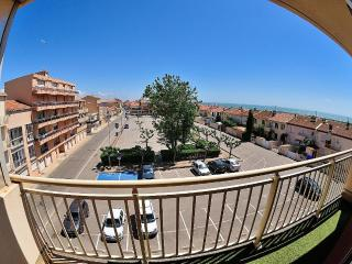 Perfect 1 bedroom Condo in Valras-Plage with Balcony - Valras-Plage vacation rentals
