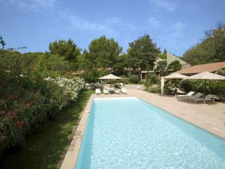 Perfect Villa with Internet Access and Private Outdoor Pool - La Roque sur Pernes vacation rentals