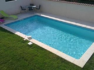 Spacious Villa with Balcony and Private Outdoor Pool in Laurens - Laurens vacation rentals