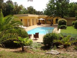 Charming Villa with Internet Access and Balcony - Grimaud vacation rentals