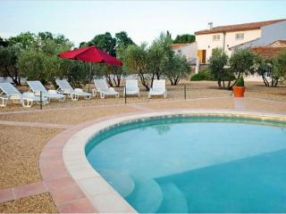 Beautiful Villa with Balcony and Shared Outdoor Pool - Vinassan vacation rentals