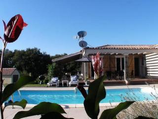 Nice Villa with Balcony and Private Outdoor Pool - Les Cammazes vacation rentals