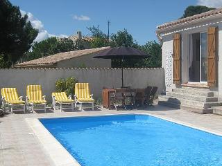Beautiful Villa with Internet Access and Balcony - Pailhes vacation rentals