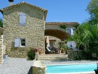Nice Villa with Internet Access and Private Outdoor Pool - Saint-Privat-des-Vieux vacation rentals