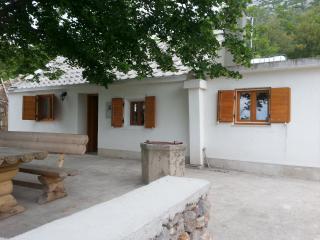 1 bedroom House with Parking in Jablanac - Jablanac vacation rentals