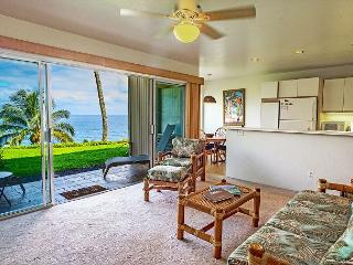 Pali Ke Kua #108: Stunning sunset and ocean view 1bdr/1bath condo! - Princeville vacation rentals