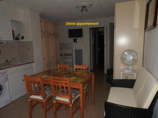 1 bedroom Condo with Television in Cap-d'Agde - Cap-d'Agde vacation rentals