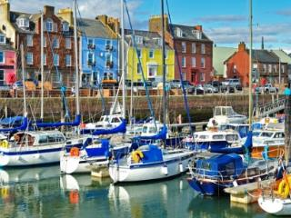 Harbour Haven - Historic Apartment at Marina - Arbroath vacation rentals
