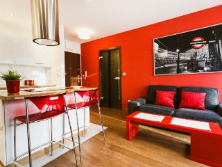 Romantic 1 bedroom Apartment in Krakow - Krakow vacation rentals