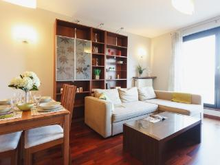 Bright Condo with Internet Access and Television - Krakow vacation rentals
