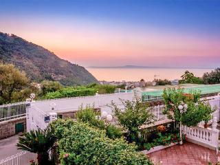 NEW! Amazing Villa with Pool and Sea Views, 10 mins to Sorrento, Train and Bus nearby - Sorrento vacation rentals
