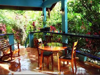 Casa Azul -Lush Tropical Oasis Steps Pavones Beach - Pavones vacation rentals