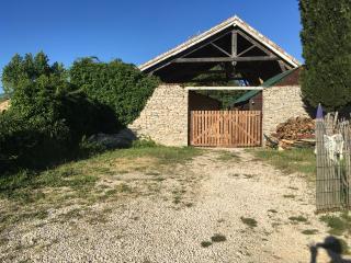 Chalet provençal vue sur le Mont Ventoux - Mormoiron vacation rentals