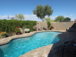 Sunny 4 bedroom House in San Tan Valley with Internet Access - San Tan Valley vacation rentals
