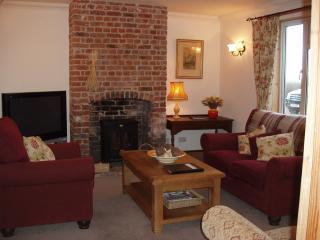 4* 19thC Cottage set among cornfields of our farm - Ilketshall St Lawrence vacation rentals
