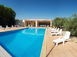3 bedroom Villa in Vaugines, Provence, France : ref 2084879 - Saint-Chef vacation rentals