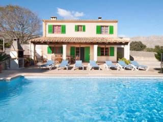 Villa in Cala San Vicente, Pollenca, Mallorca - Illetas vacation rentals