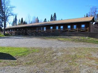 Cozy Log Cabin Lodge 3 in Pittsburg, NH - Pittsburg vacation rentals