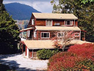 Scenic Mt/Lake Cabin in Nantahala Gorge for groups - Bryson City vacation rentals