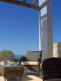 With fantastic sea views and amazing scenery rela - Tatlisu vacation rentals